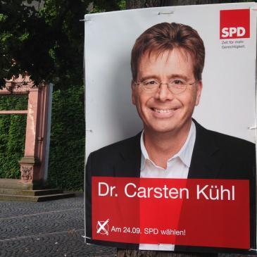 SPD Mainz: Wahlkampf ist Werbung für die Demokratie