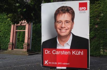 Vandalismus im Wahlkampf – Mainzer SPD erstattet jetzt Anzeige