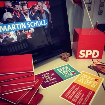 Schulz-Kandidatur sorgt bei Mainzer SPD für Neumitgliederschub