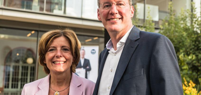 Michael Ebling und Malu Dreyer