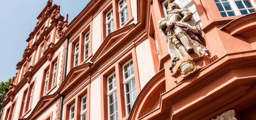 Das Gutenbergmuseum in Mainz