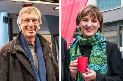SPD schlägt Marianne Grosse und Eckart Lensch als Dezernenten vor