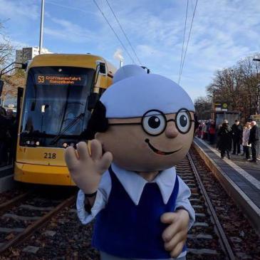 Mainzelbahn: Anlaufschwierigkeiten können verbessert werden