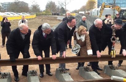 Mainzelbahn: SPD gratuliert MVG zur gelungenen Testfahrt