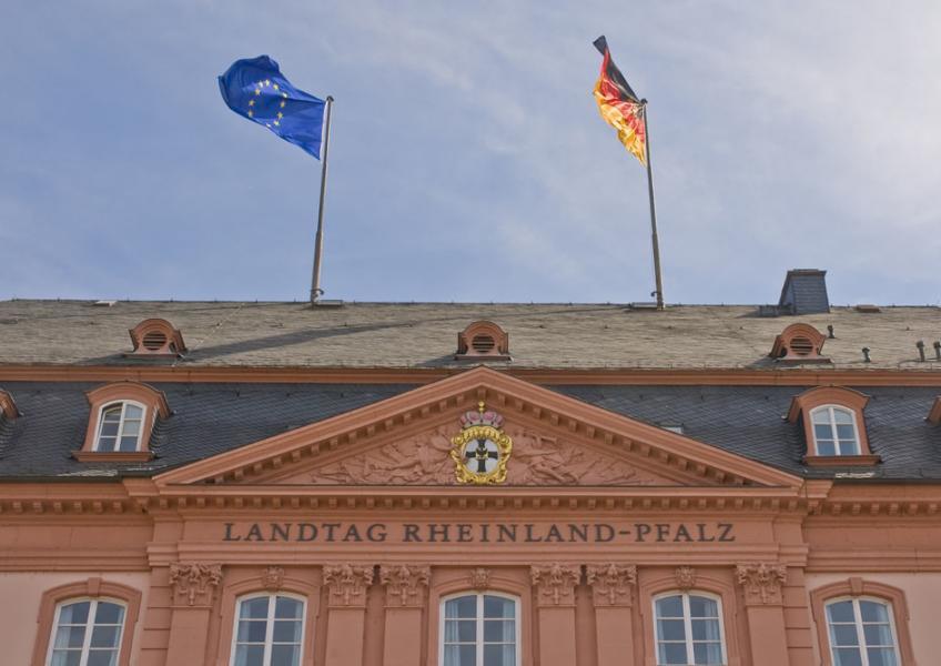 Der rheinland-pfälzische Landtag
