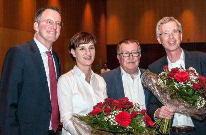 Mainzer SPD gratuliert Dezernenten zur Wahl