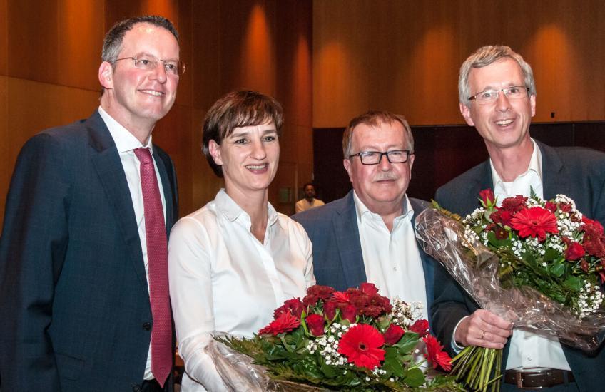 Eckart Lensch und Marianne Grosse als Dezernenten nominiert