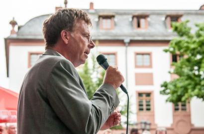 Bundestagswahl 2017 – Wahlkampfauftakt in Mainz