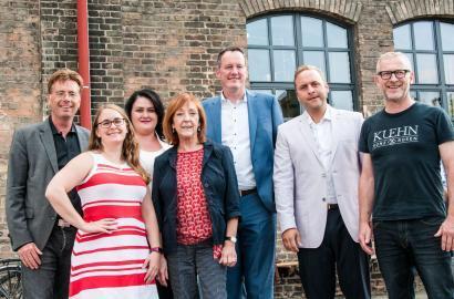 Wirtschaft in Mainz: Carsten Kühl im Gründer-Dialog
