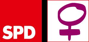 Logo der Arbeitsgemeinschaft sozialdemokratischer Frauen