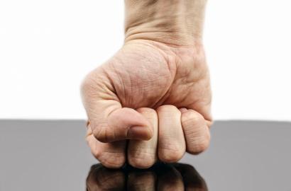 Symbolbild: Gewalt