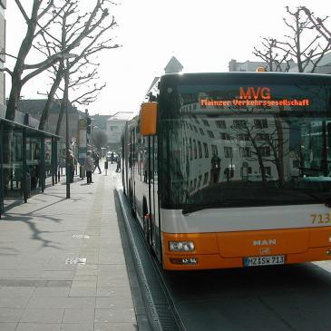 Symbolbild: Mainzer Verkehrsgesellschaft