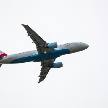 Symbolfoto Flugzeug