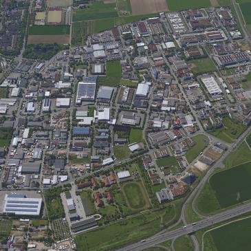 Gewerbegebiet Mainz-Hechtsheim